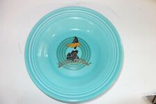 FIESTAWARE WARNER BROTHERS DAFFY DUCK BOWL  NEW 9 INCH