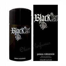 Paco Rabanne Black XS For Men Eau de Toilette Spray 3.4oz 100ml * New in Box *