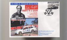 100 YEARS OF AUSTRALIAN MOTOR RACING ALLAN MOFFAT TRIBUTE COVER, FORD SIERRA