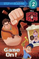 Game On! (Disney Wreck-It Ralph) (Step into Reading) by Susan Amerikaner