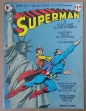 SUPERMAN Treasury C-38 (FN-) Statue of Liberty 1975 DC Limited Collectors' n2832