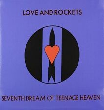 Seventh Dream of Teenage Heaven by Love and Rockets (Vinyl, Oct-2014, Drastic...
