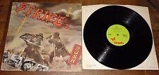 STRIFE ~ RUSH ~ UK GREEN BUTTERFLY CHRYSALIS LP ~ 1ST PRESS A1U/BI1