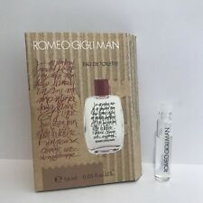 Romeo Gigli Man Edt sample 1,6ml