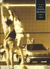 Auto Brochure - Mazda - Protege - Sedan - 1994  (AB589)