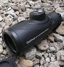 Last few very good OPTIMUS UK Monocular 8 x 42 & compass