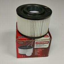 Genuine - Craftsman Original Replacement 5 Gallon Ash Vacuum Vac Filter 943268