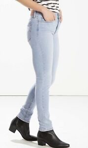 Levis 311 Shaping Skinny Light Blue Jeans / 196260094