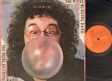 NOEL REDDING BAND Blowin' LP 1976 LYRICS-PHOTO-Sleeve Related Jimi Hendrix