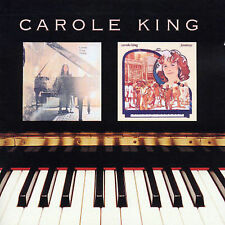Music/Fantasy by Carole King (CD, Sep-2002, 2 Discs, Sony Music Distribution (US