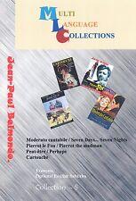 Jean-Paul Belmondo. Collection 5  English Subtitles. 4  movies