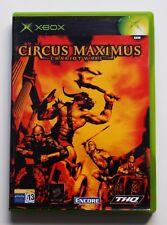 CIRCUS MAXIMUS CHARIOT WARS - XBOX XBOX360 360 - PAL ESPAÑA