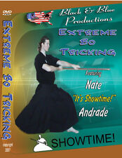 Extreme Bo Staff Tricking with World Champion Nate Andrade Instructional Dvd