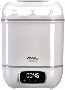 Vital Baby Nurture pro steam steriliser & Dryer
