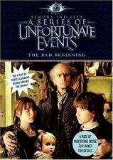 The Bad Beginning, Movie Tie-in Edition A Series of Unfortunate Events, Book 1