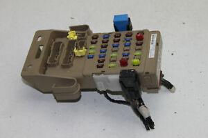 #11451 Subaru Legacy 2011 2.5 Petrol LHD Relay Fuse Box 82201AJ00A