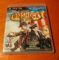 Bioshock Infinite PlayStation 3 PS3 2K Games