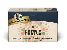 Goldmännchen Tee Kräutertee BB Pretox