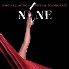 Nine O.S.T. Original Soundtrack - Colonna Sonora Originale CD GEFFEN RECORDS