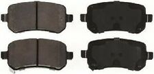 2008-2011 Grand Caravan Town & Country REAR BRAKE PADS MD1326 OR MD1021 New