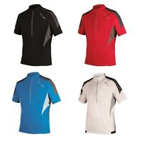 Endura Men's Hummvee Lite Cycling Jersey-Lightweight-Bike Jersey