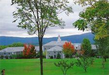 Postcard Vermont Middlebury College Battell Halls Addison County Unused