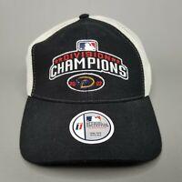 Twins Enterprise Arizona Diamondbacks Snapback Hat Baseball 2001 Div Champs NWT