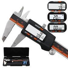 "Professional 150mm 6"" LCD Display Digital Vernier Caliper Gauge Precision Tool"