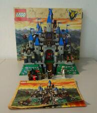 ( GO ) Lego 6098 King Leo's Castle Ritterburg MIT OVP & BA GEBRAUCHT Figuren