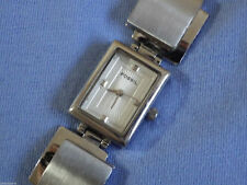 Ladies-Girls `FOSSIL` stainless steel bracelet dress watch..BOXED