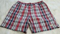 Chaps Men's Size Large Lined Swim Trunks Shorts Board Swimming Bathing Suit I-5