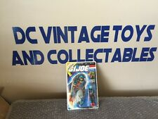 GI Joe T.A.R.G.A.T.  Figure 3 3/4 MOC Hasbro with Micro Figure NEW 1988