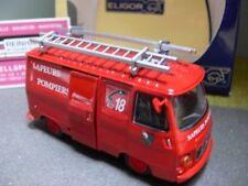 1/43 Eligor Peugeot J7 V.T.U. Pompiers de L´essonne 101158*