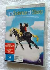 Science Of Sleep (DVD, 2007) REGION-4, LIKE NEW, FREE POST IN AUSTRALIA
