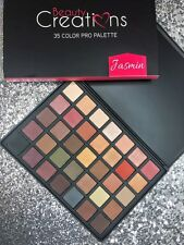 Beauty Creations Eyeshadow Jasmin Palette 35 Shades Highly Pigmented Neutral
