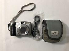 Canon Powershot A710 IS 7.1 MP 6x Zoom with Case & Charger
