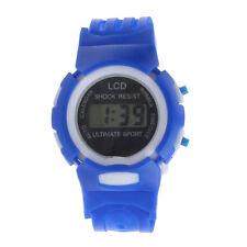 Reloj Para Niño Niña Estudiantes Deporte De Tiempo Electrónico Digital LCD