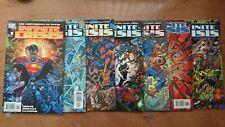 Infinite Crisis Full Set First Print NM Geoff Johns Phil Jiminez