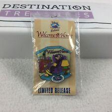 Disney Vacation Club Goofy Welcome Home PIN 2010 NIP but card bent