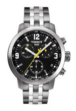 Watch Tissot PRC 200 Quartz Chronograph Gent in Acciaio - T0554171105700