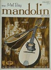 MANDOLIN METHOD, 1968 MUSIC BOOK