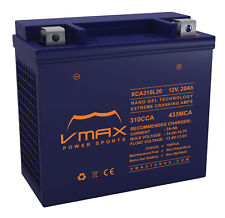 XCA310L20 ATV BATTERY UPGRADE YTX20HL-BS Polaris 550 Sportsman (2009-2010)