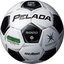 New Molten Football Soccer Ball Pelada Acentec 5000 Turf Fifa Approved Size:5