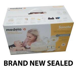 Medela Sonata Double Electric Breast Pump BLUETOOTH BRAND NEW 10103739