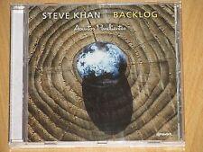 Steve Khan backlog della-Randy Brecker-Bob Mintzer-NUOVO + OVP
