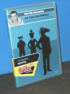 Fit For the French by Viktor Bologan (Chess DVD-ROM)  [No Book-let)