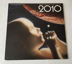 DAVID SHIRE~2010 (ORIGINAL MUSIC FROM THE MOTION PICTURE)~1984 DUTCH VINYL LP