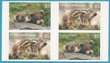 Bund aus 2017 ** postfrisch MiNr.3293-3294 SK - Tierkinder!