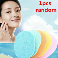 1/2/5x Soft Sponge Face Cleansing Cleaner Facial Foundation Washing Beauty Foam