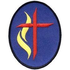 Spirit of the Cross Christian Bible Jesus Church Motorcycle Biker Patch PAT-1705